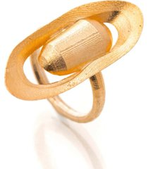honey minx shield ring