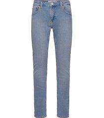 j s k3826 jeans slimmade jeans blå gabba