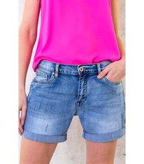 damaged shorts spijker