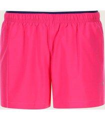 pantaloneta deportiva fucsia rosado m