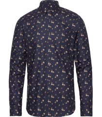 trostol bd overhemd casual blauw matinique