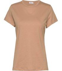 edna t-shirt t-shirts & tops short-sleeved beige filippa k