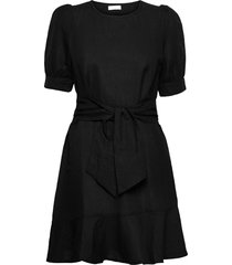 2nd vera knälång klänning svart 2ndday