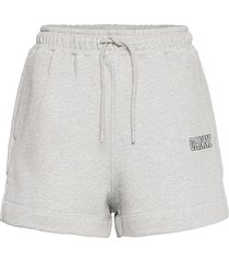 software isoli shorts flowy shorts/casual shorts grå ganni