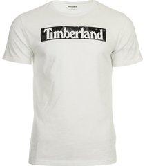 t-shirt korte mouw timberland ss kennebec river tee