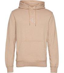 acid wash hoodie hoodie creme calvin klein jeans