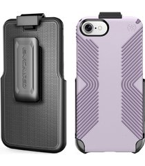 encased belt clip holster for speck candyshell & candyshell grip series - iphone