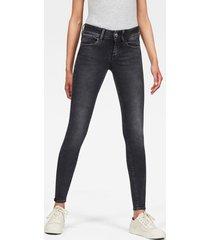 lynn mid super skinny jeans