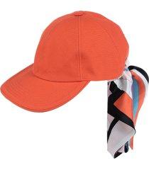emilio pucci hats