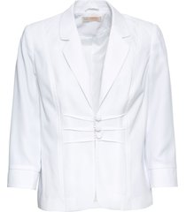 blazer corto (bianco) - bpc selection