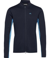 alex golf mid layer sweat-shirts & hoodies fleeces & midlayers blå j. lindeberg golf