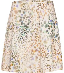 patrono kort kjol multi/mönstrad max&co.