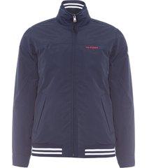 jaqueta masculina jacket - azul