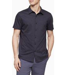 men's liquid touch short sleeve shirt