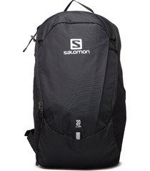 trailblazer 20 ryggsäck väska svart salomon