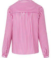 blouse met doorknoopsluiting van mybc roze
