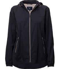 o1. windbreaker zomerjas dunne jas blauw gant