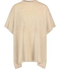 pullover in shape zand