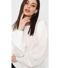 blusa natural mochi esmeralda