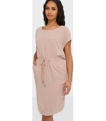 object collectors item objbay dallas s/s dress noos klänningar ljus rosa
