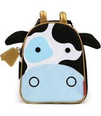 lancheira infantil skip hop zoo vaca feminina