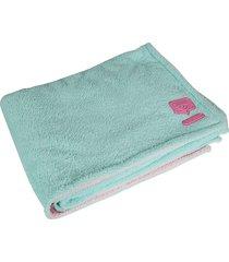 chiara ferragni eyelike sponge reversible beach towel