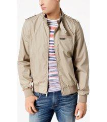 member's only men's iconic racer lightweight jacket