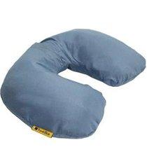 almofada de pescoço inflável travel blue
