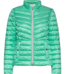 outdoor jacket no wo fodrad jacka blå gerry weber edition