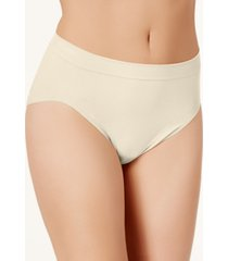 bali comfort revolution microfiber hi cut brief underwear 303j
