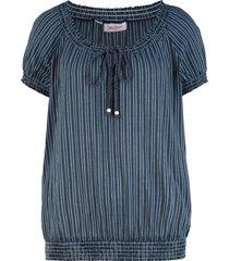 tunica a maniche corte (blu) - john baner jeanswear