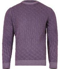 profuomo denim pullover