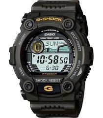reloj g shock g_7900_3 negro resina hombre