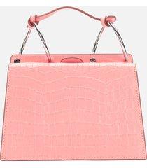 danse lente women's phoebe shoulder bag - watermelon/peach