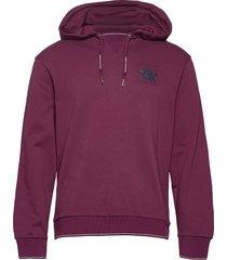 armani exchange sweatshirt hoodie trui paars armani exchange