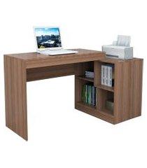 mesa escrivaninha para computador appunto esc3001 moove 4 nichos