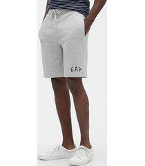 pantaloneta gris gap