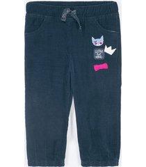 coccodrillo - spodnie dziecięce 74-86 cm
