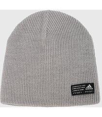 gorra gris adidas performance perf beanie