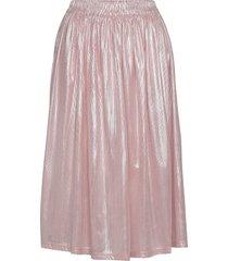 pauline skirt knälång kjol rosa lollys laundry