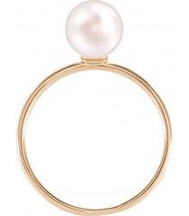 pierścionek z perłą no.2