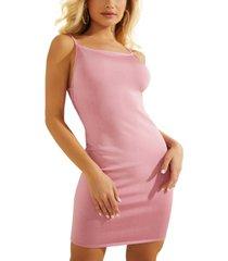 guess cutout-back sleeveless sheath dress