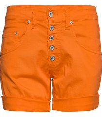 5b shorts cotton shorts denim shorts orange please jeans