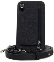 hera cases crossbody xs max iphone case with strap wallet