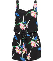 amelia romper 80s tropical cav jumpsuit multi/patroon levi´s women