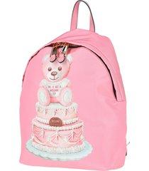 moschino backpacks