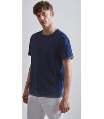 camiseta aracruz reserva azul - azul - masculino - dafiti