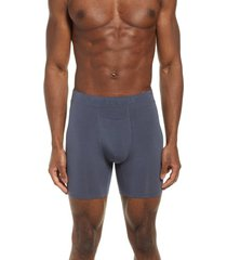 men's new balance boxer briefs, size x-large - blue