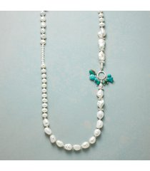 burst of turquoise necklace