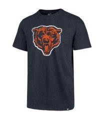 '47 brand men's chicago bears throwback club t-shirt